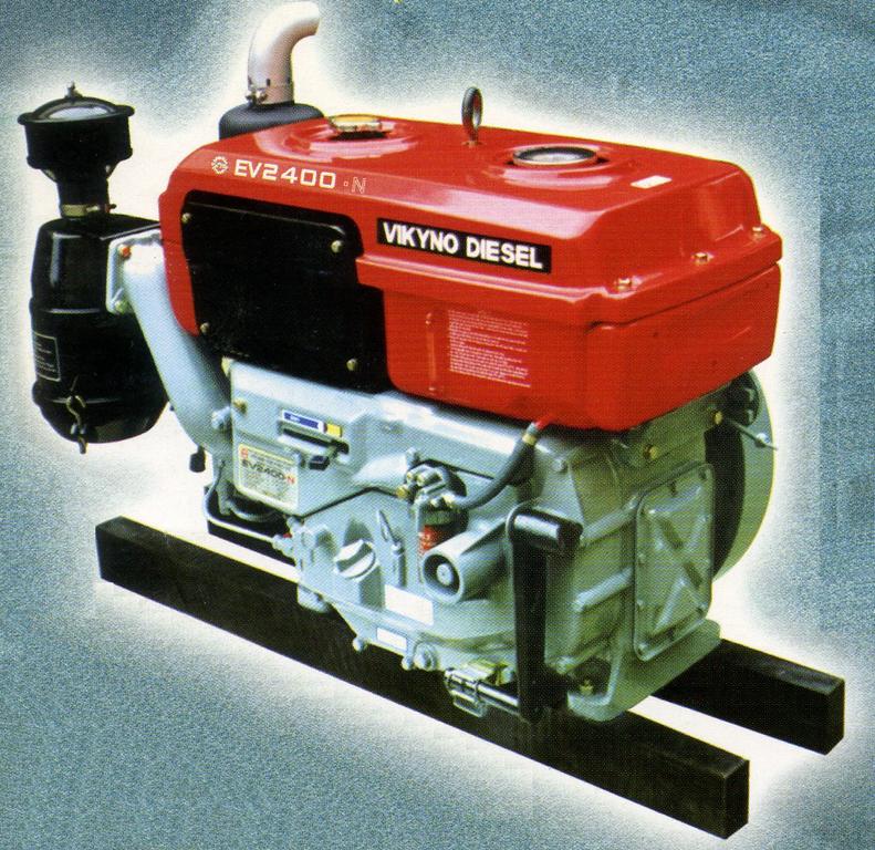 Động cơ dầu EV2400