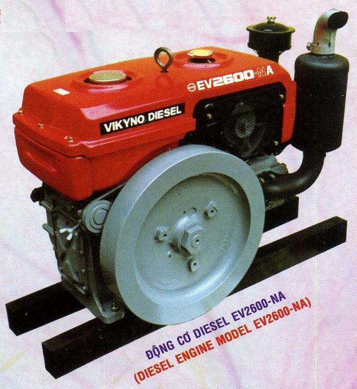 Động cơ dầu EV2600