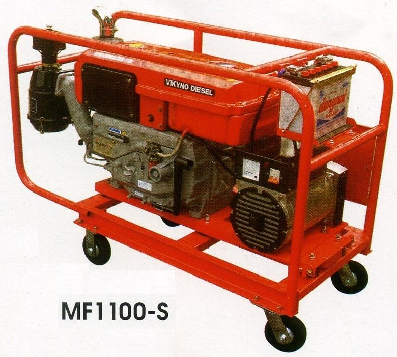 Máy phát điện MF1100S + EV2400NB