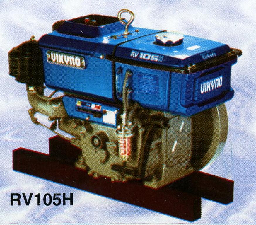 Động cơ dầu RV105