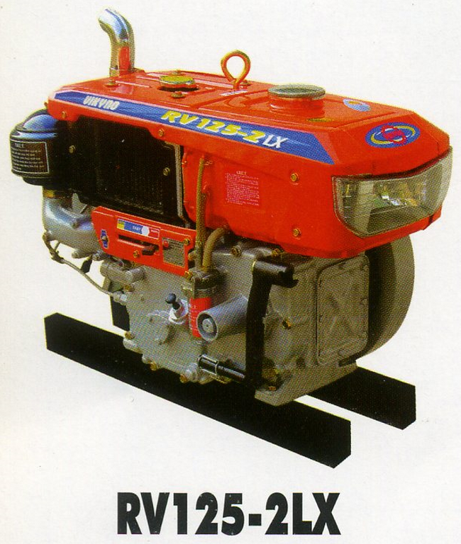 Động cơ dầu RV125-2LX