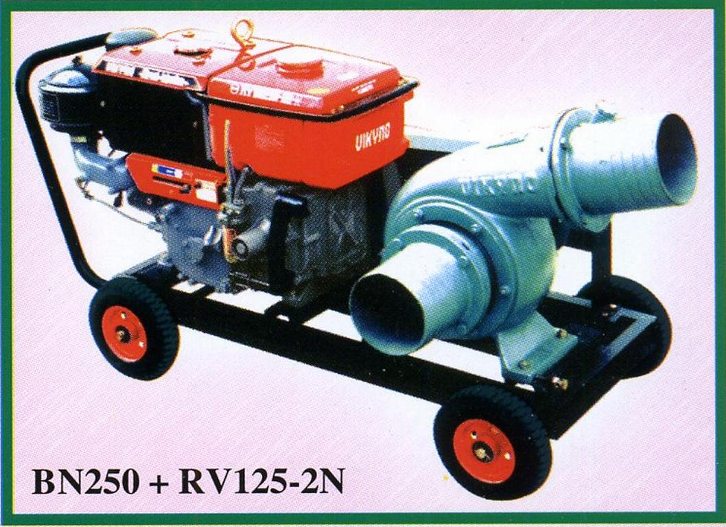 Máy bơm nước BN250 + RV125-2N