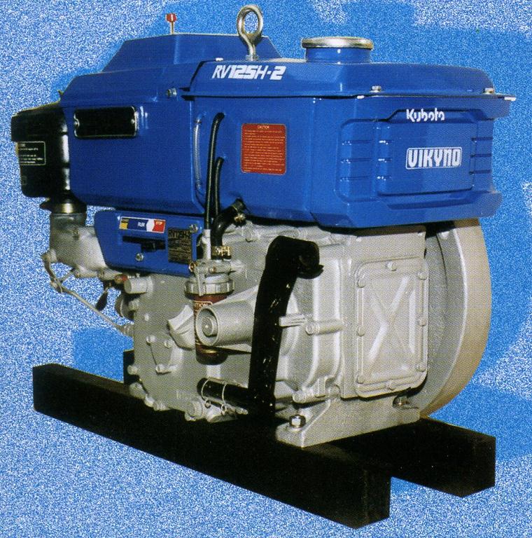 Động cơ dầu RV125-2
