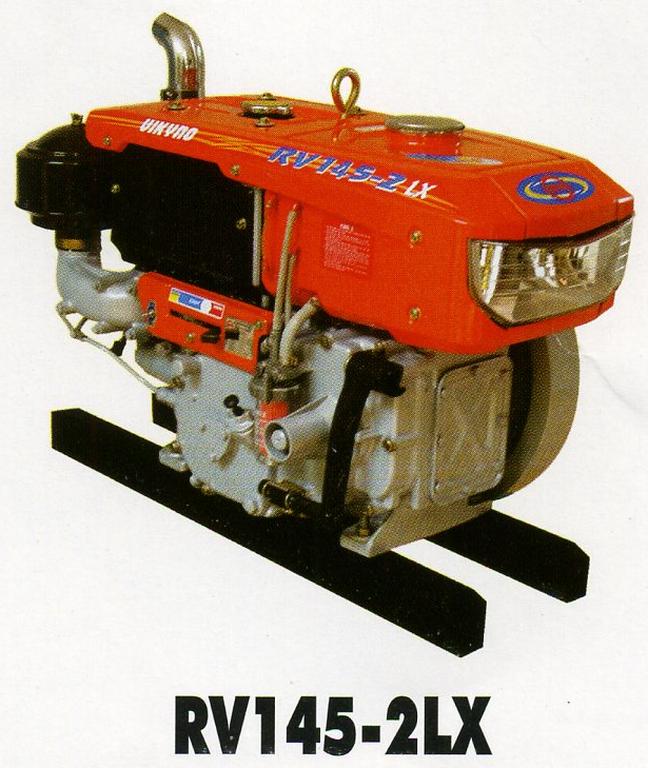 Động cơ dầu RV145-2LX