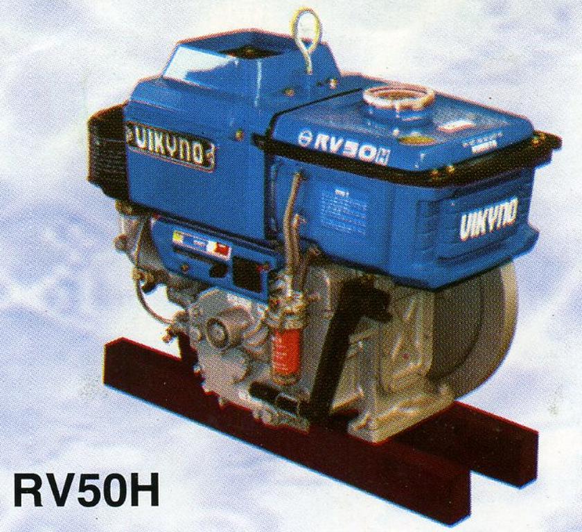 Động cơ dầu RV50