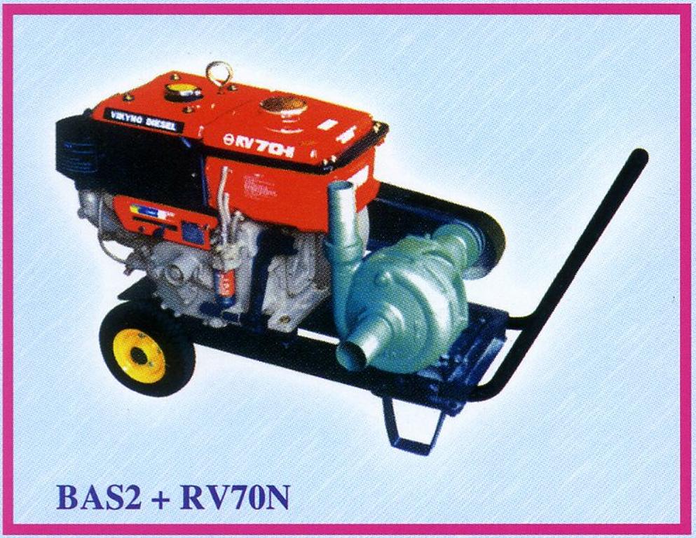 Máy bơm nước BAS2 + RV70N