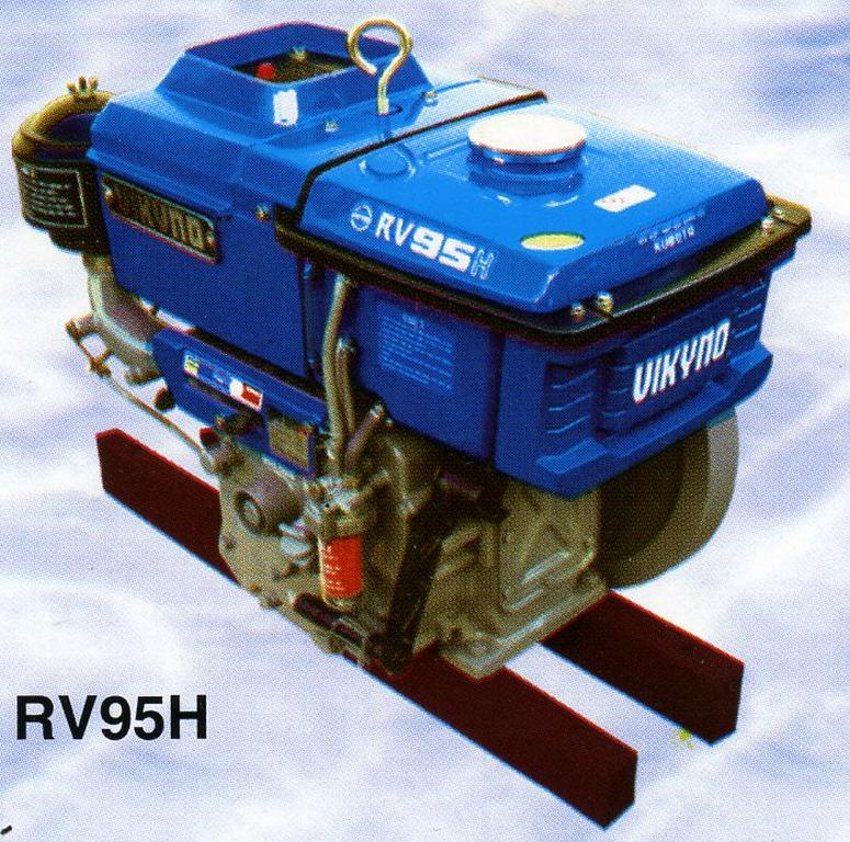 Động cơ dầu RV95
