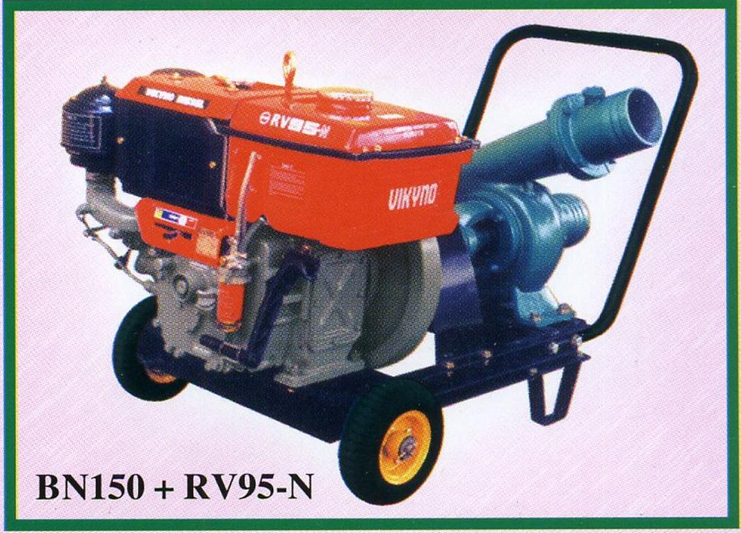 Máy bơm nước BN150 + RV95N