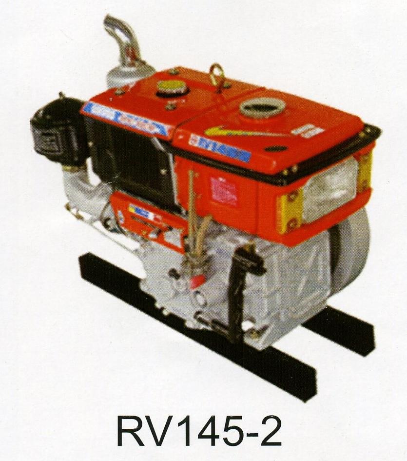 Động cơ dầu RV145-2