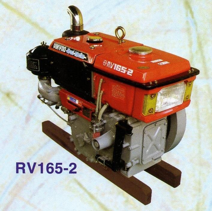 Động cơ dầu RV165-2